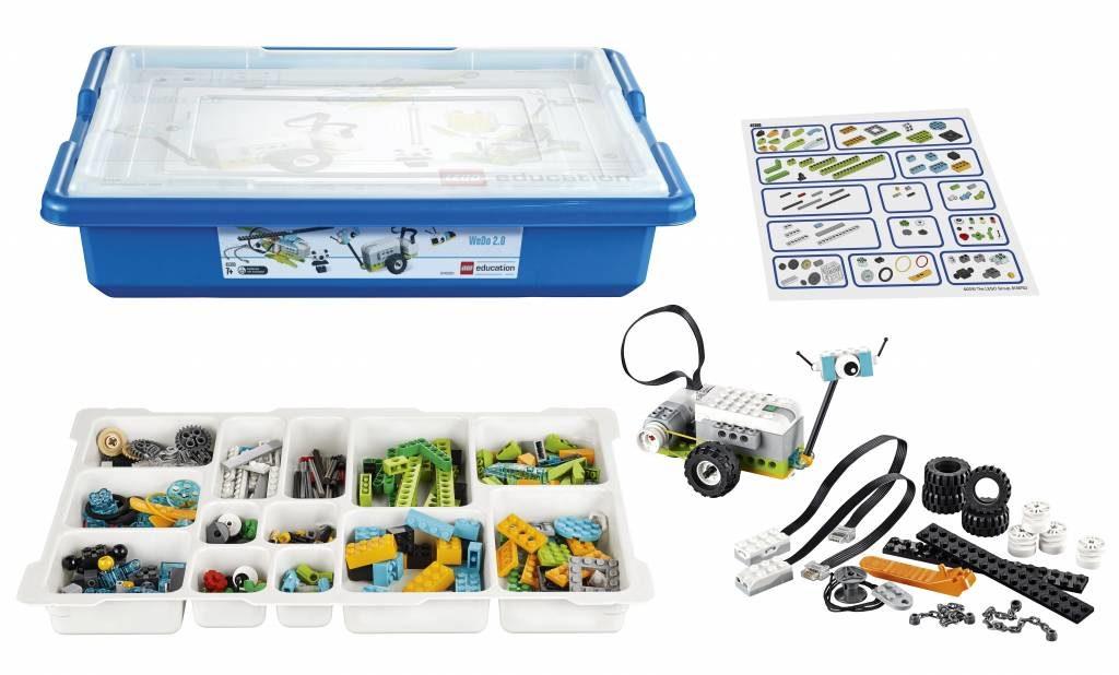 Lego WeDo para educación